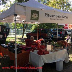 Blessed Bean Coffee (credit: Windermere Sun-Susan Sun Nunamaker)