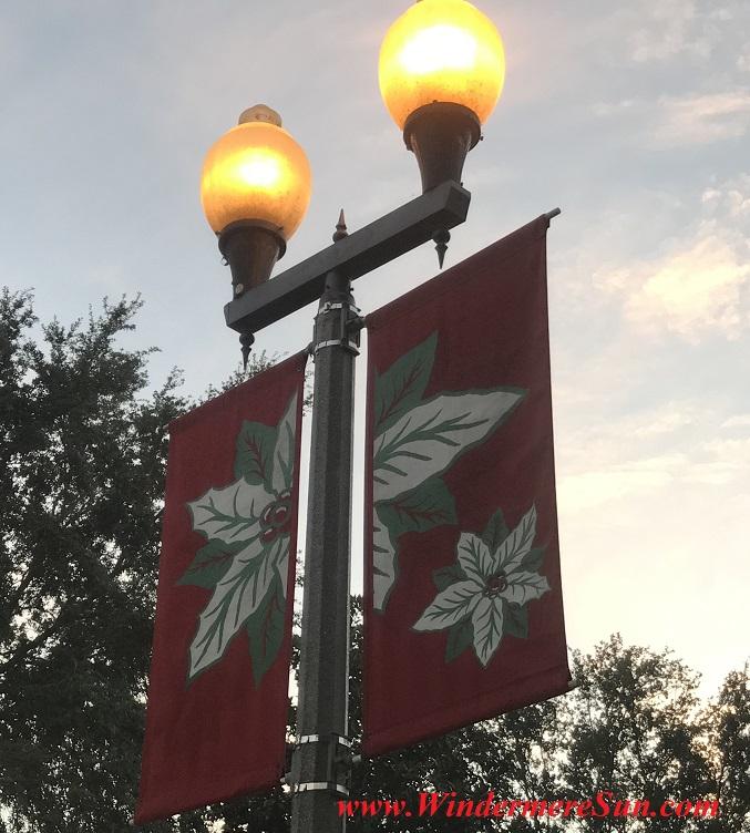 Holiday Banner (credit: Windermere Sun-Susan Sun Nunamaker)
