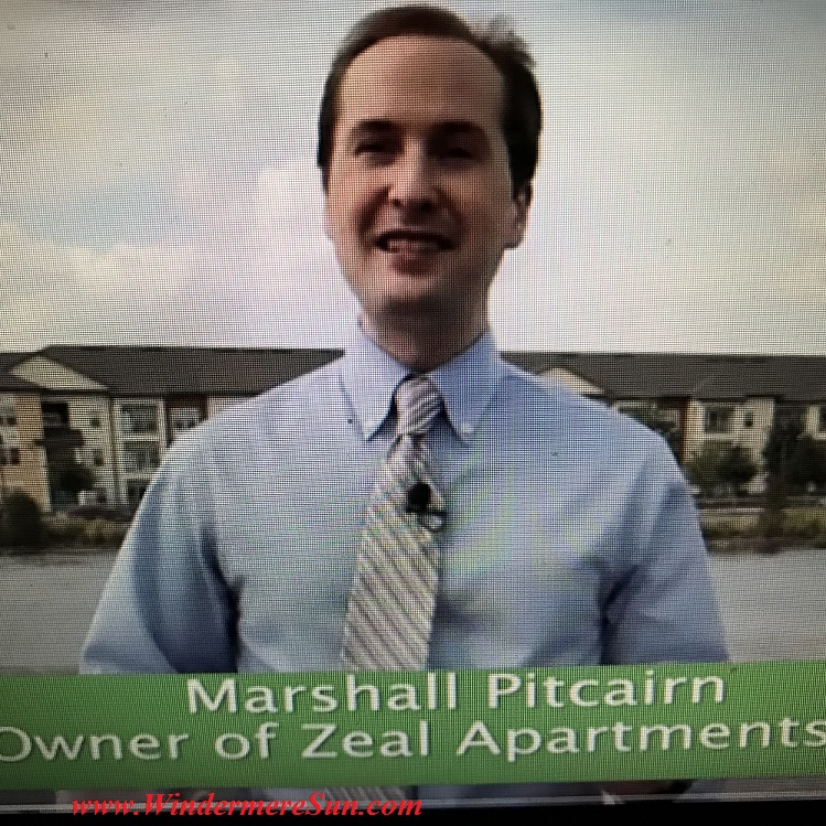 Marshall Pitcairn, Owner of ZEAL (Zero Energy Apartment Living)