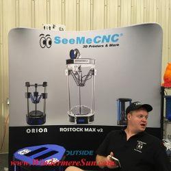 SeeMeeCNC 3D printer (credit: Windermere Sun-Susan Sun Nunamaker)